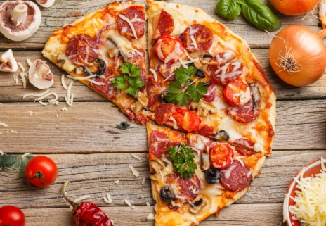 Our specialists have implemented the Qlik Sense system for the Papa Johns pizza chain